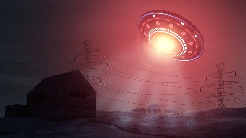 http://www.dreamstime.com/stock-photos-ufo-abducting-house-attacking-image44115093