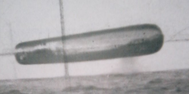 1971 Norway Submarine UFO