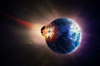 Earth Asteroid Impact