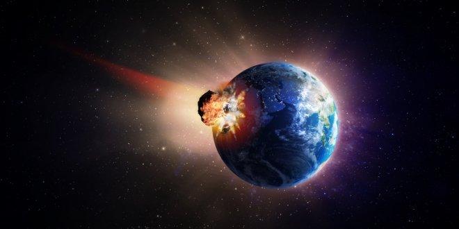Earth Asteroid Impact