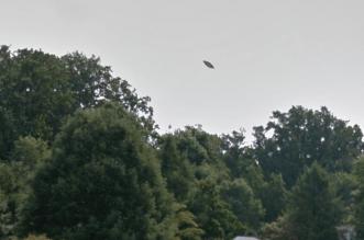 Google Street View UFO 2