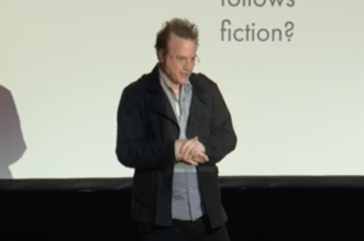 Ben Mezrich UFO TEDx Talk